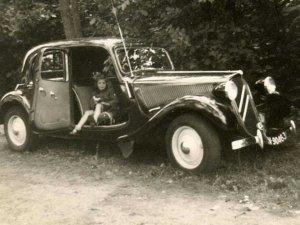 Citroën (collectie P. Heeren)